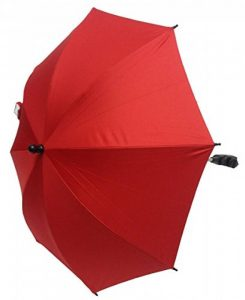 Bébé Parasol Compatible avec Bebe Confort High trek Rouge de la marque For-Your-Little-One image 0 produit