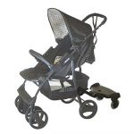 For-your-Little-One Ride On Board Compatible Travel Systems, Jane Trider–BE CooL Twone – de la marque For-Your-Little-One image 1 produit