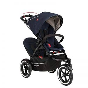Poussette double Phil & Teds Sport Midnight de la marque Phil and Teds image 0 produit