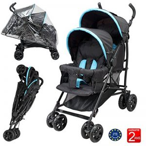 poussette double trottine TOP 3 image 0 produit
