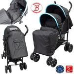 poussette double trottine TOP 3 image 3 produit